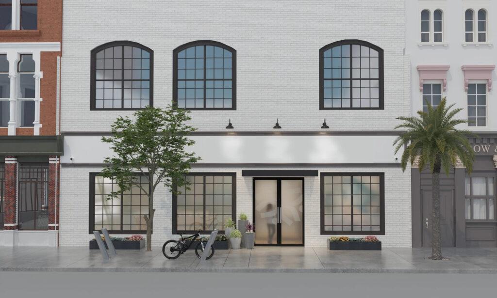 Point7 Dispensary Design - Southern California Exterior