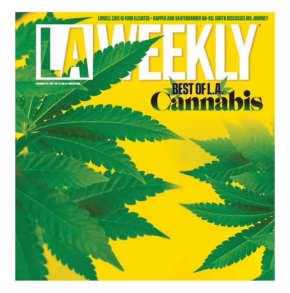 LA Weekly Point7 and 1 for the Planet ad